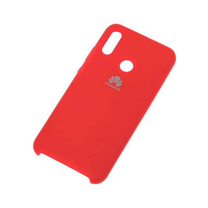 Чехол Silicone Cover для Huawei Honor 10 Lite / P Smart (2019) Красный